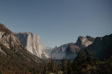 Viewpoint Yosemite Fotoväggar