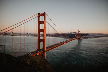 Golden Hour Golden Gate