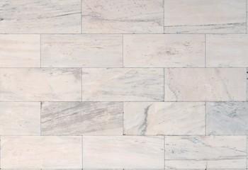 Marble brick wall Texture