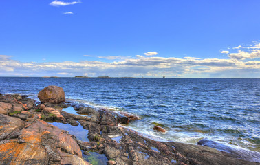 Helsinki archipelago, Finland