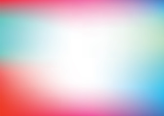 Abstract fullcolor vector blurred gradient background.Element for your design.