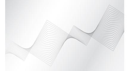 wavy  background illustration design