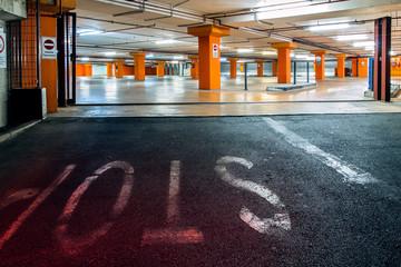 Parking area 4