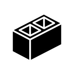 Construction - Cinder Block - (Solid)