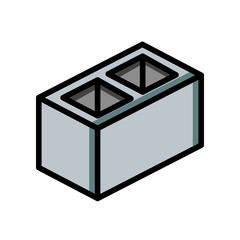 Construction - Cinder Block - (Ultra)