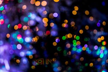 Bokeh, light bokeh, Light Bokeh Background, Abstract