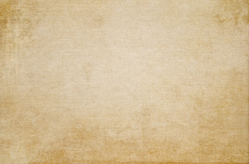 Old linen material texture.