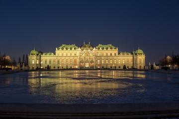 Belvedere in Wien