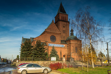 Kościół Trójcy Przenajświętszej w Bogdanowie, Polska