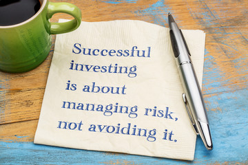 Successful investing tip