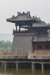 Ancient Chinese Watchtower
