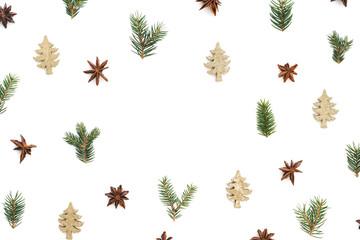 Creative Christmas Frame