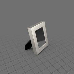 Thick rectangle picture frame