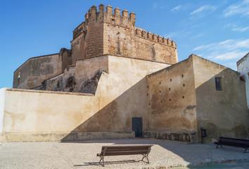 Castle Castillo de Arcos de la Frontera