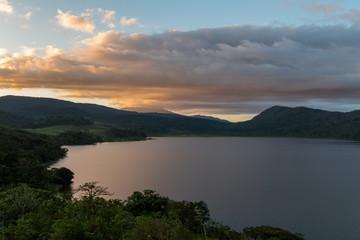 Cote Lake, Costa Rica