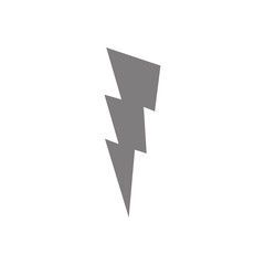lightning sign icon. Web element. Premium quality graphic design. Signs symbols collection, simple icon for websites, web design, mobile app, info graphics