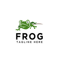 Frog creep logo
