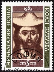 Ioan Kukuzel portrait (Bulgaria 1983)