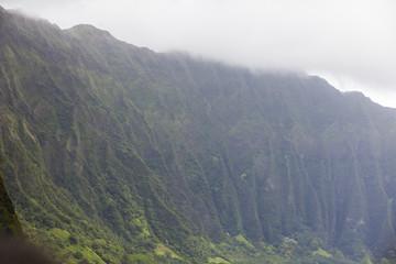 ハワイ ヌアヌパリ展望台