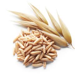 unmilled oats