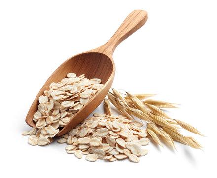 rolled oat