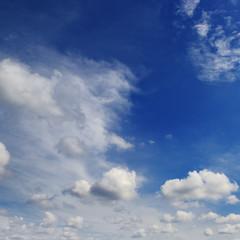 Fototapete - clouds in the sky