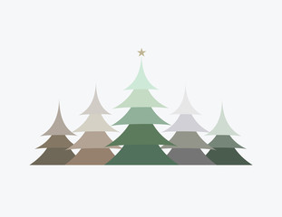 Greeting Card Christmas - Illustration