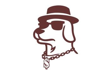 dollar dog logo