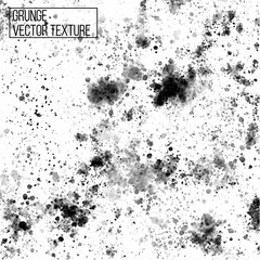 Grunge Spotted Vector Texture
