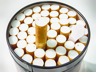 Kretek Cigarettes in a Can