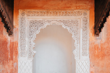 detailed architecture of moroccan gate