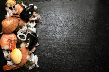 Frutos do mar Marisco Frutti di mare Seafood Skaldjur Callista chione Meeresfrüchte Sjømat Fruits de mer