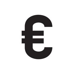 euro icon illustration