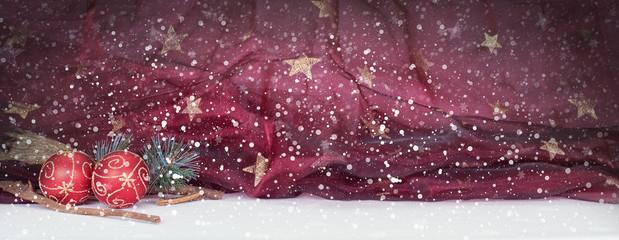 Hintergrund für Weihnachten oder Advent