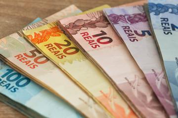 Brazilian money / different nominal