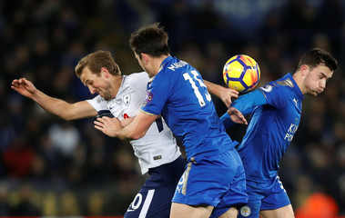 Premier League - Leicester City vs Tottenham Hotspur