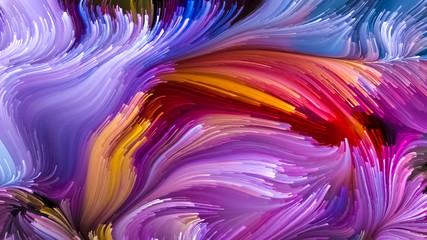 Quickening of Liquid Color