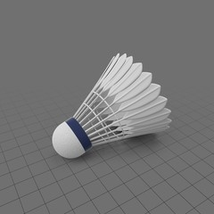 Badminton Shuttlecock 1