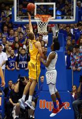 NCAA Basketball: Toledo at Kansas
