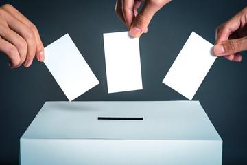投票,選挙イメージ