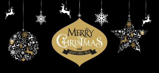 Natale, Glitter, Oro