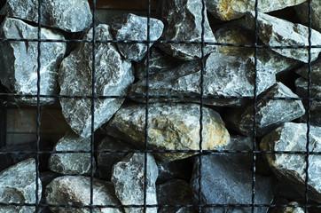 The rock in rack
