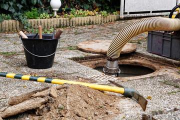 Controle des raccordements et branchements d'assainissement au réseau des eaux usées - Tout a l'égout - Diagnostic