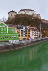 Wall Mural - Castle Kufstein in Austria