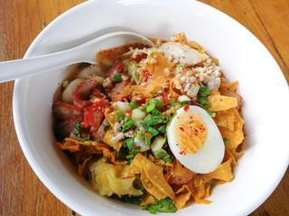 Noodle and dumpling, Food Thai