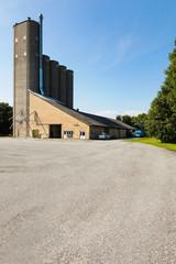Farmhouse in north Europe