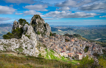 Coltabellotta, Agrigento,Sicily,Italy,11.28.2017