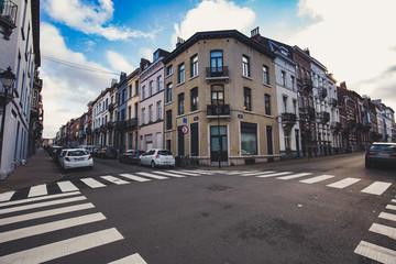 Papiers peints Bruxelles streets of Brussel