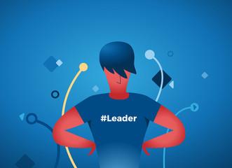Leader visionario