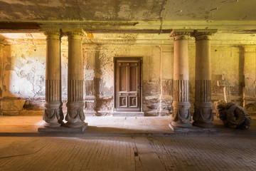 Abandoned Palace in Decay